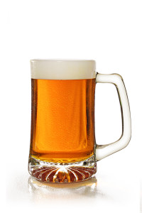 Beer In Glass Mug