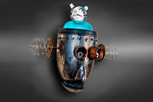 SteamingJoeRobotHead